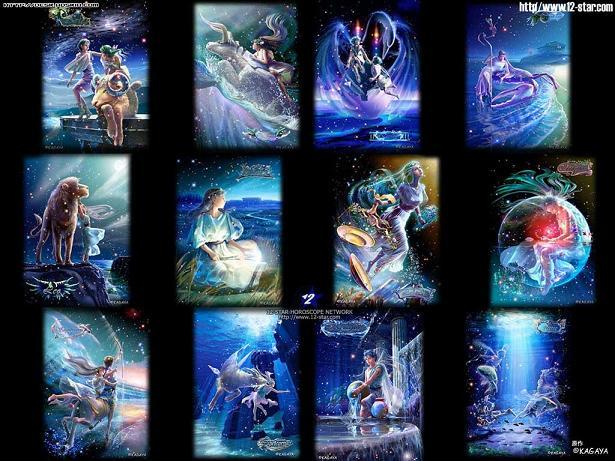 Trước khi được đưa lên vũ trụ bao la để trở thành chòm sao, 12 cung hoàng  đạo đã sống cuộc đời thế nào? Hãy nghe truyền thuyết về họ, ...