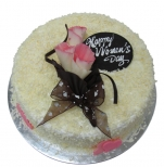 Women's Day - White Chocolate